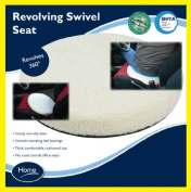 Car Revolving Non Slip Base Swivel Seat Auto Office Revolving Swivel Seat New