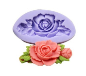 Bowknot Silicone Resin Clay Moulds Handmade Resin Mould Polymer Clay Mould