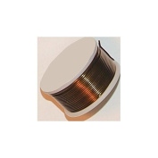 28 Gauge Round Vintage Bronze Enamelled Craft Wire - 37m