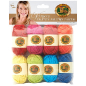 Lion Brand Yarn Vanna's Palettes Yarn, Happy