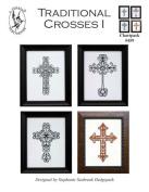 Pegasus Originals Traditional Crosses #1 Counted Cross Stitch Chartpack