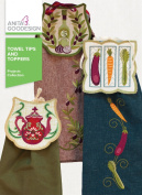 Anita Goodesign Embroidery Designs Towel Tips and Toppers