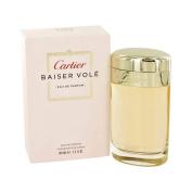 Cartier Baiser Vole Eau De Perfume Spray for Women, 100ml