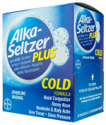 Alka-Seltzer Plus Cold 30 Pack by 2 Tablets