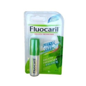 Fluocaril Instant Breath Freshener Mouth Spray Fresh Mint w/ Xylitol Sugar Free