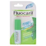 Fluocaril Breath Freshener Fresh Mint, Lemon Mint for Long Lasting Ensures Fresh Breath 15ml