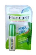Fluocaril Instant Breath Freshener Mouth Spray Fresh Mint / Xylitol Sugar Free 15ml.