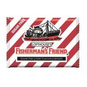 6X Fisherman candy cherry 25G