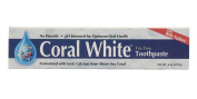 Coral LLC Coral White Toothpaste Tea Tree Travel Size, 30ml