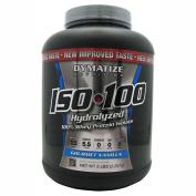 Dymatize Nutrition ISO 100 Whey Protein Powder, Gourmet Vanilla, 2.3kg