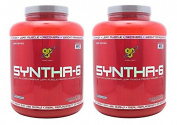 BSN SYNTHA-6 Protein Powder - Chocolate Peanut Butter, 4.5kg