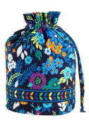 Vera Bradley Ditty Bag - Midnight Blue - NWT