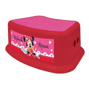 Minnie Mouse Step Stool Mad About Minnie