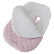 Eddie Bauer Pink Baby Bundle Blanket for Car Seat or Stroller
