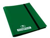 4 Pocket FlexXfolio, Green