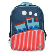 Little JJ Cole Toddler Backpack, Train