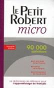 Le Robert Micro Poche - Flexi Bound [FRE]