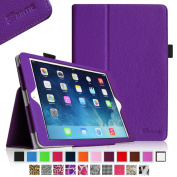 Fintie Apple iPad Air Folio Case - Slim Fit Leather Smart Cover with Auto Sleep/Wake Feature for iPad Air 5