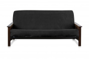OctoRose ® Full Size Bonded Classic Soft Micro Suede Futon Mattress Sofa Bed Cover