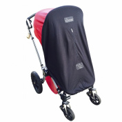 SnoozeShade Original - the blackout blind for prams & pushchairs
