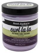 Aunt Jackies Curl La La Defining Curl Custard 440ml Jar