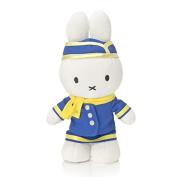 Miffy Stewardess Soft Toy - 24cm