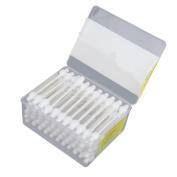 Baby Safety Cotton Buds Box of Approx. 55Pcs
