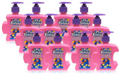 12x Little Rascals Kids Shampoo Supa Mild Conditioning Childrens Bozey 250ml