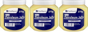 SIX PACKS of Healthpoint Pure Petroleum Jelly 375g