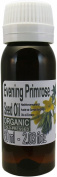 Evening Primrose Seed Oil Organic 100% pure and natural. 60 ml bottle. Cold pressing. Extra virgin. Origin Italy. from Spain.