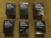 Cards Against Humanity 123456 Expansions Bundle