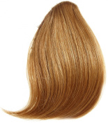 Limited Edition Clip-In FULL Fringe - Instant Celebrity Style (Thermofibre Hair) - Rich Blonde