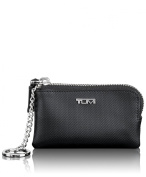 Tumi Compact Cosmetic Double 014426D Black Zip Case
