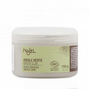 Najel Green Clay Powder Greasy Skin 150g