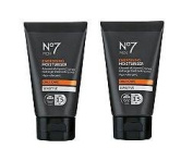 (2 PACK) No7 Men Energising Moisturiser x 50ml