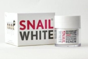 Snail White Cream Filtrate Secretion Skin Care Acne Facial Moisture 50 G.