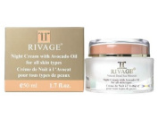 Rivage Night Cream with Avocado Oil