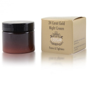 Cougar 24 Carat Gold Night Cream Firms & Tightens - 50ml