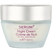 Sérum 7 Night Cream for Dry Skin [French Language]