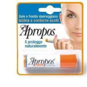 Sun Stick For Lips And Protective Emollient Sfp 15 5,7 G