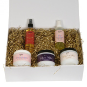 Mama Knows Best Natural Mother & Baby Luxury Skin Care Gift Set by Mama Nature of London