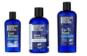 American Dream Men's Skin / Hair / Face Care TRIO Set of Products