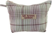 Bill Brown Fabric Medium Washbag - Bikini Cheque