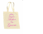 Adoptive Mother of the GROOM 100% Cotton Bag #13