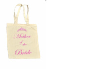 Mother of the BRIDE 100% Cotton Bag #8