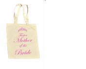 Foster Mother of the BRIDE 100% Cotton Bag #14