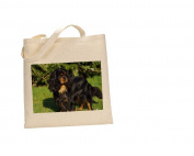Cavalier King Charles Spaniel DOG 100% Cotton Bag(FC) #57