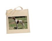 English Pointer DOG 100% Cotton Bag(FC) #101