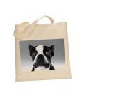 French Bulldog DOG 100% Cotton Bag(FC) #112