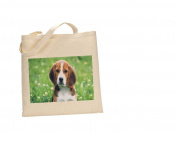 Beagle DOG 100% Cotton Bag(FC) #24